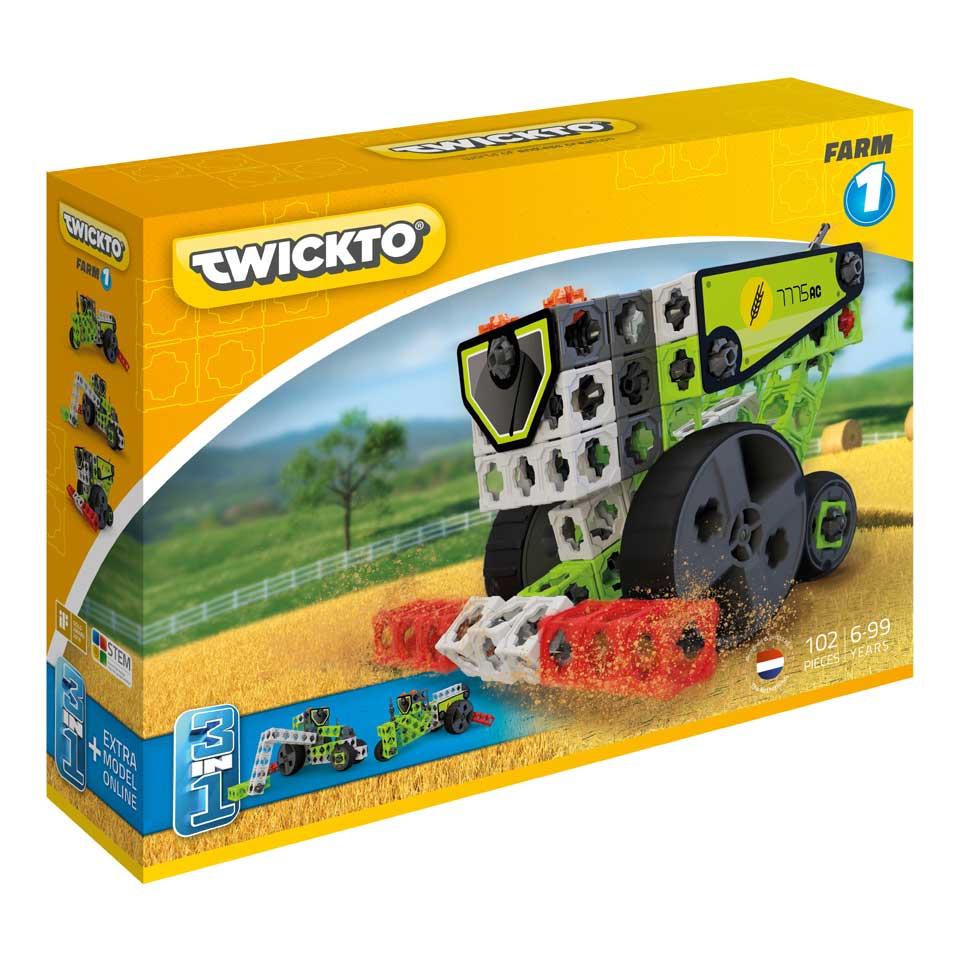 Twickto Farm 1 bouwpakket 102-delig