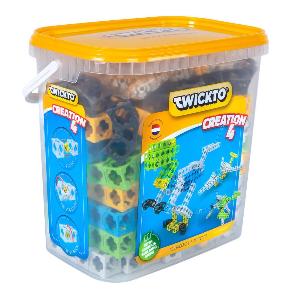 Twickto Creation 4 bouwpakket 235-delig