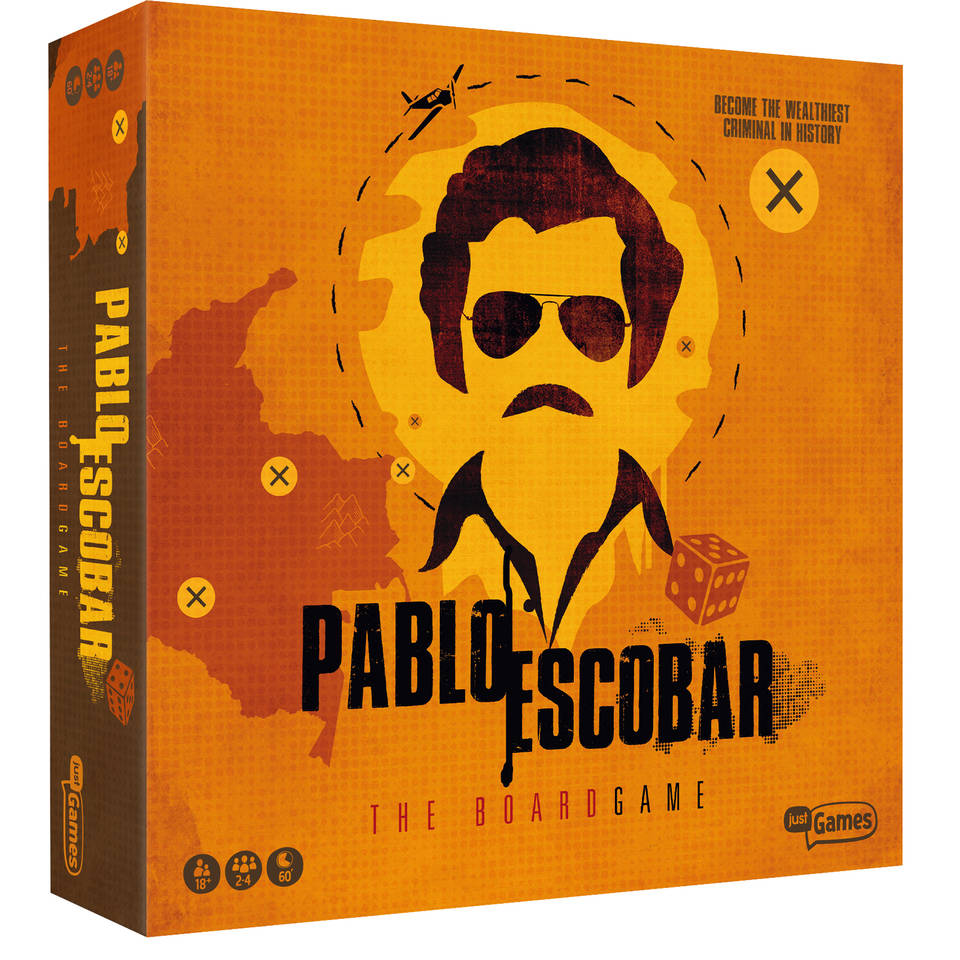 Pablo Escobar bordspel