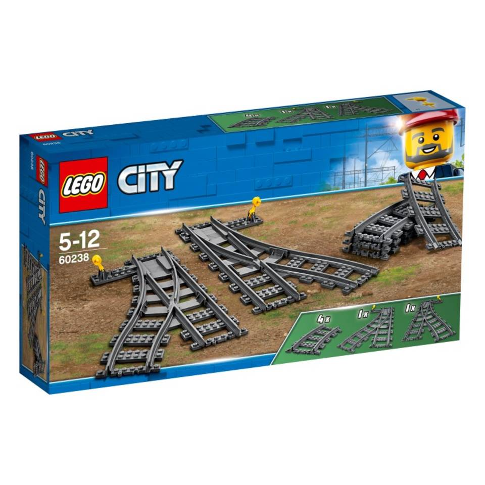 LEGO City wissels 60238