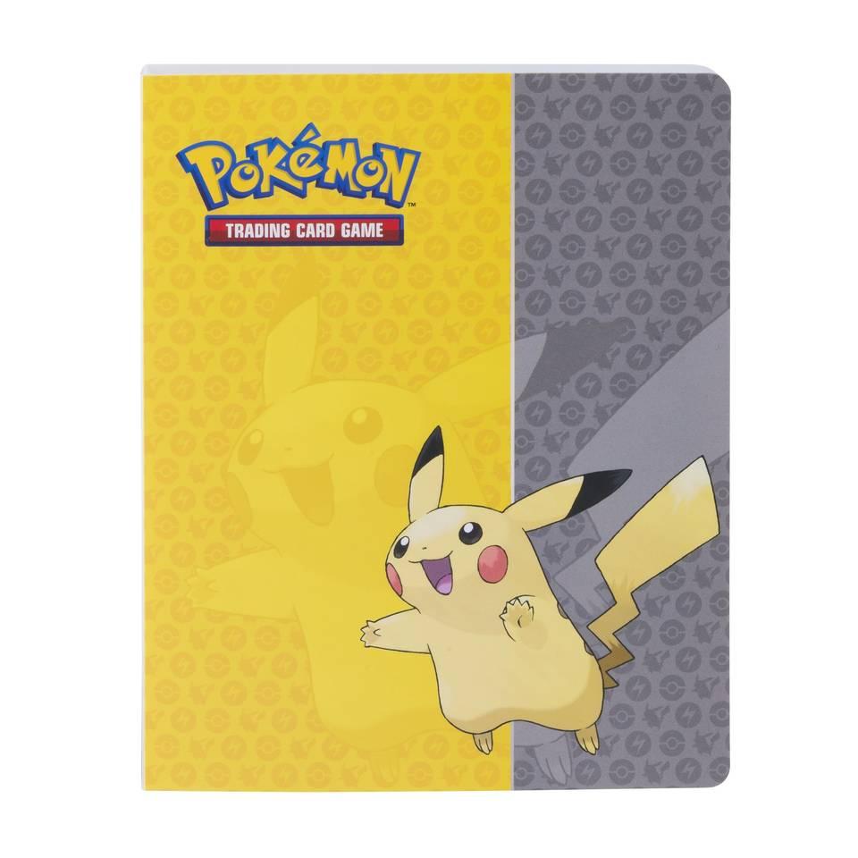 Pokémon verzamelmap Pikachu