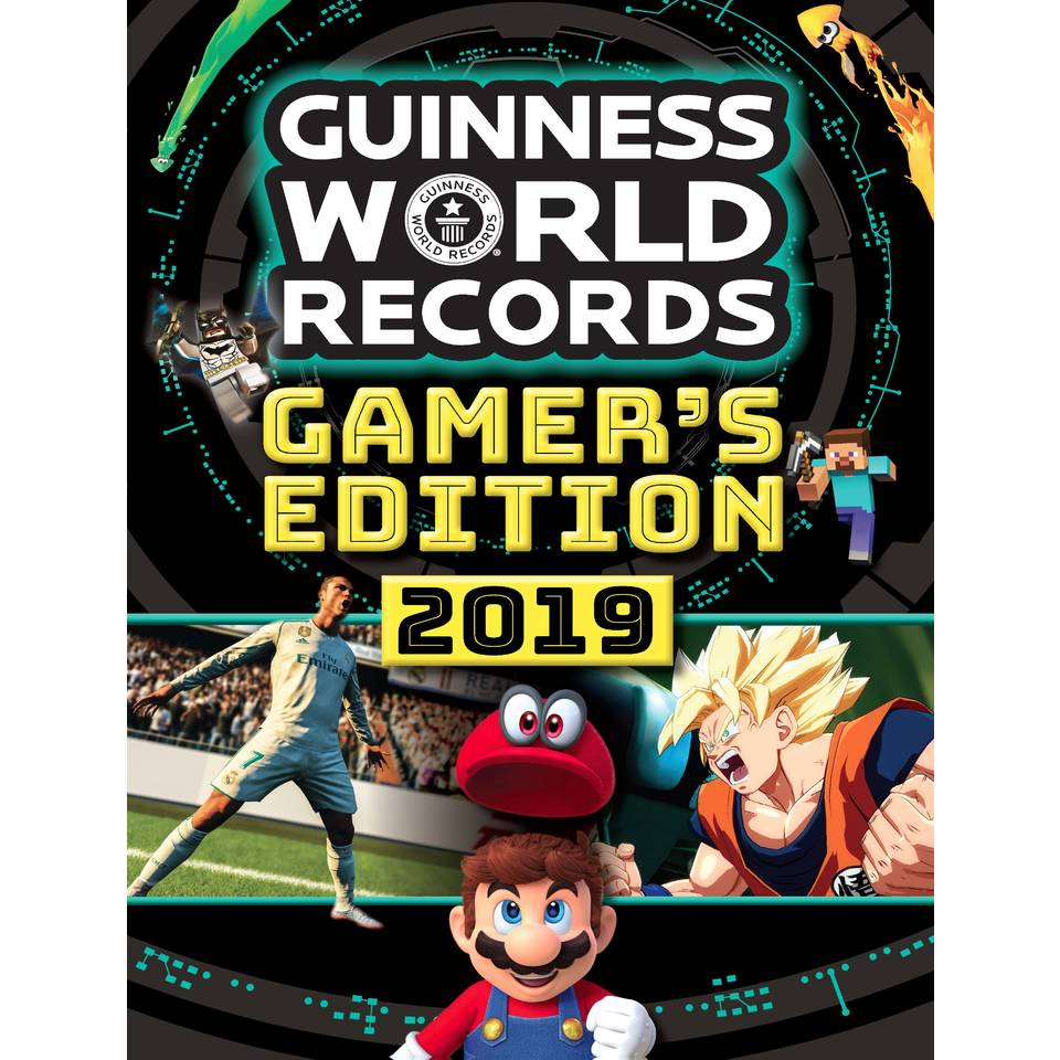 Guinness World Records Gamers Edition 2019