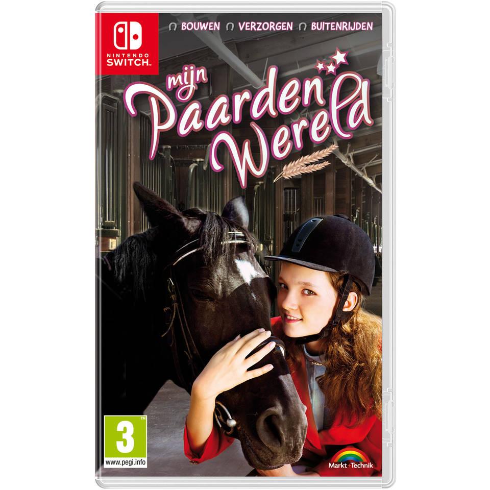 Nintendo Switch Mijn Paardenwereld