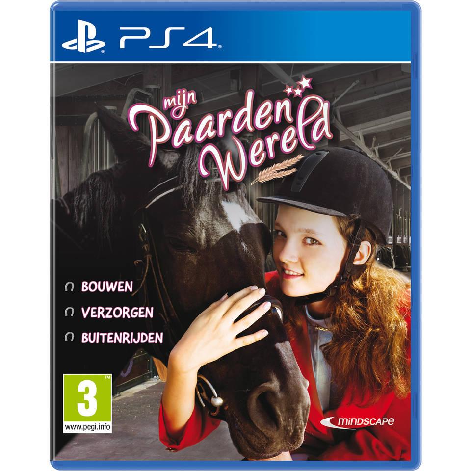 PS4 Mijn Paardenwereld