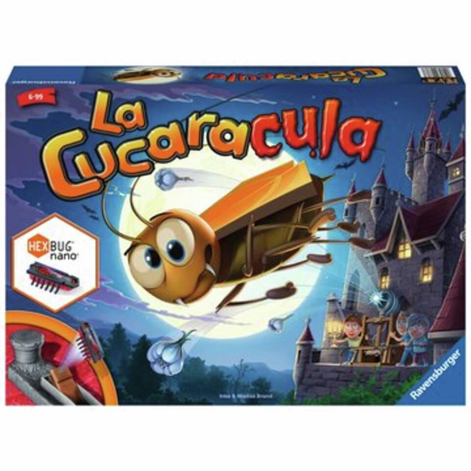 Ravensburger La Cucaracula bordspel