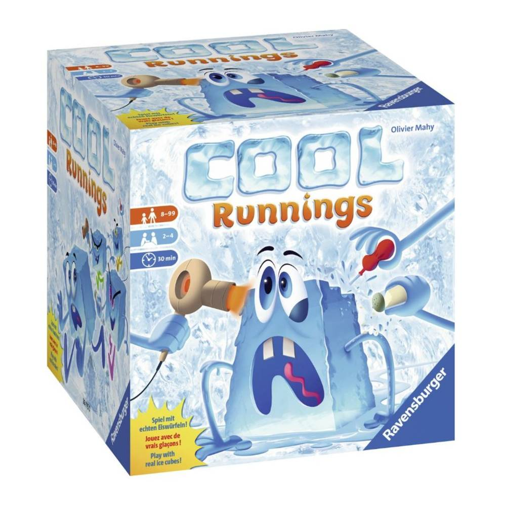Ravensburger Cool Runnings actiespel