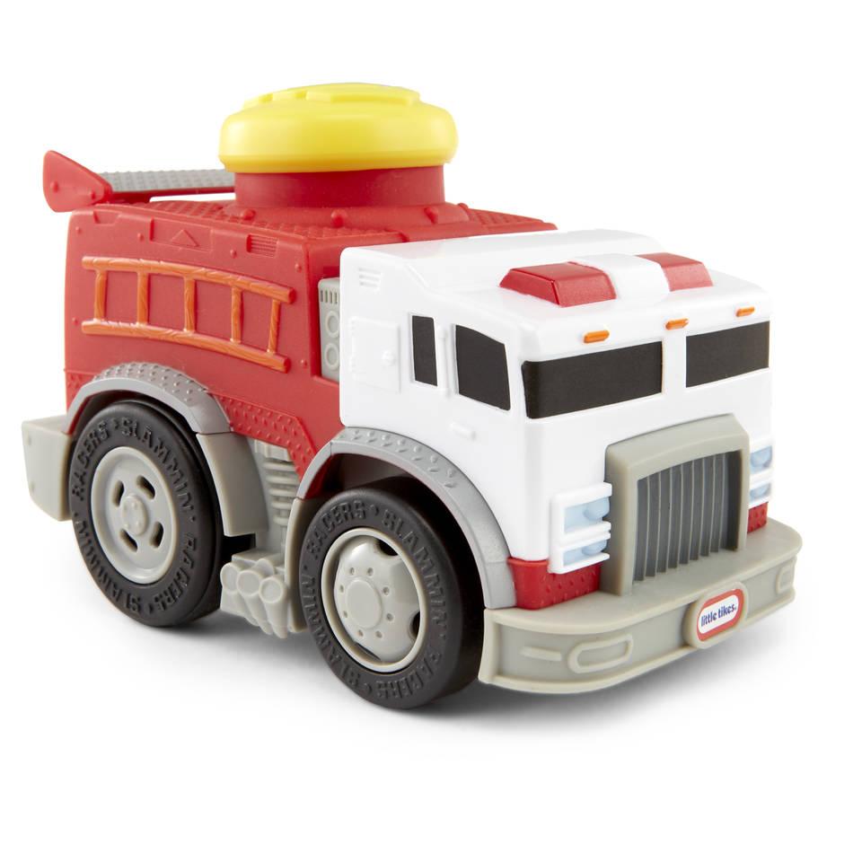 Little Tikes Slammin' Racers brandweerwagen