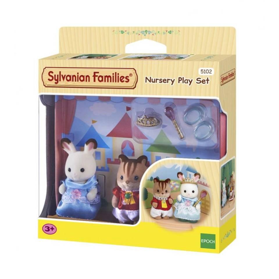 Sylvanian Families speelgoedset crèche 5102