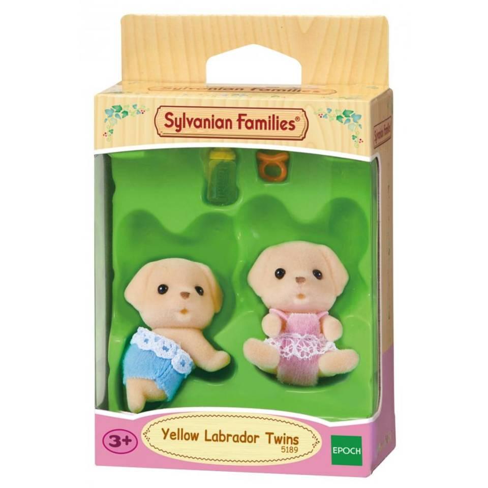 Sylvanian Families tweeling Labrador 5189