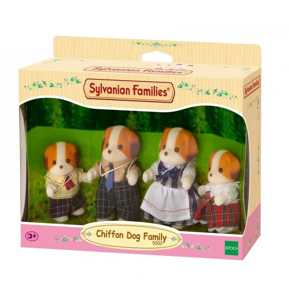 Sylvanian Families familie Chiffon Hond 5000