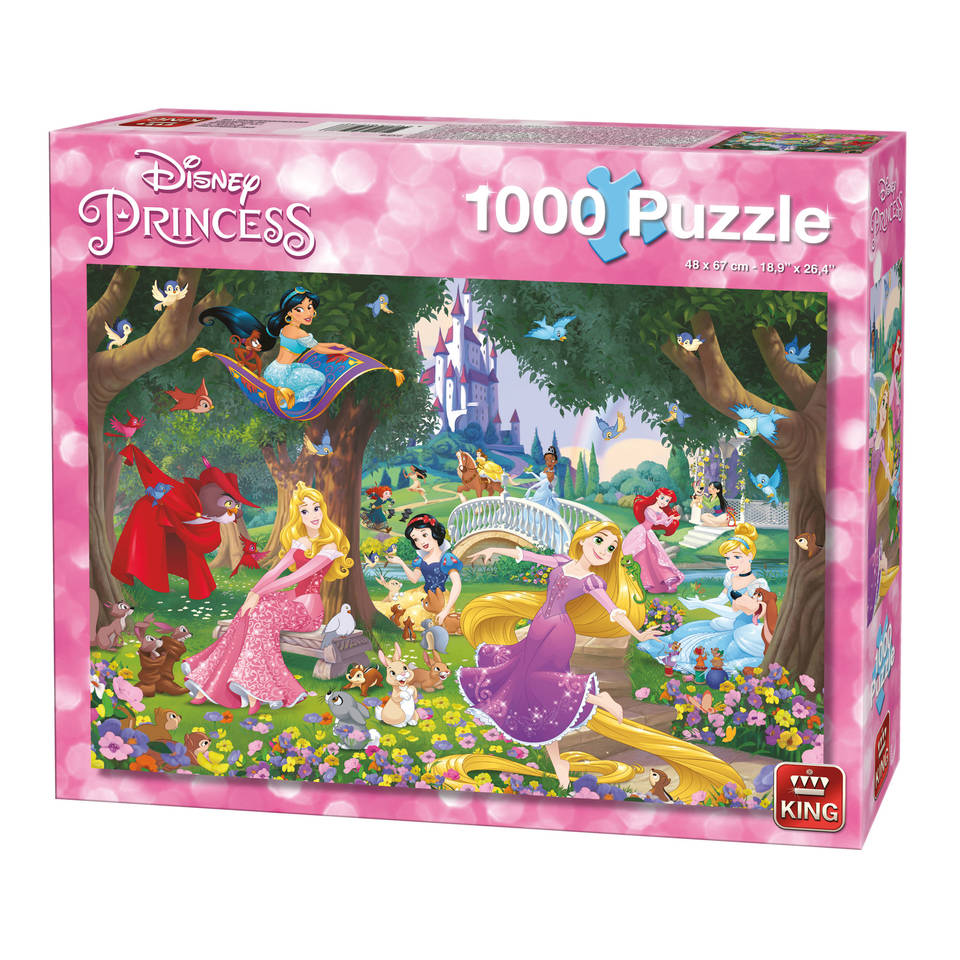 Disney puzzel A Beautiful Day - 1000 stukjes
