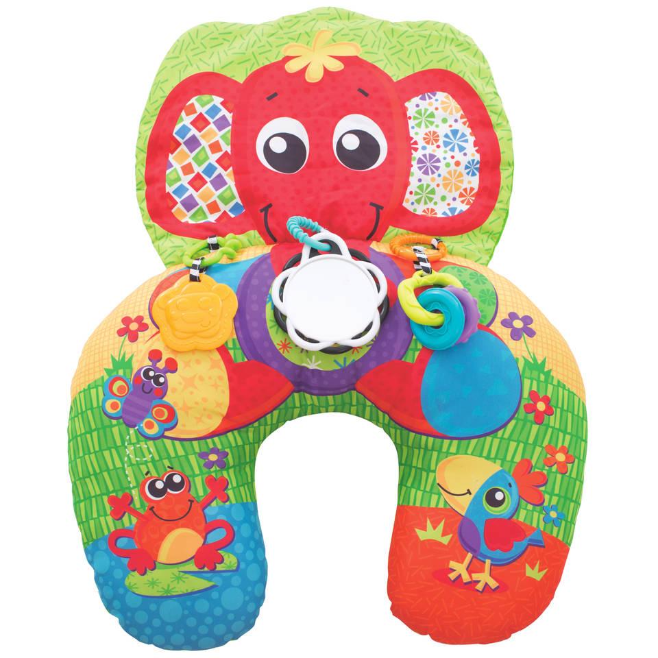 Playgro buikligtrainer olifant