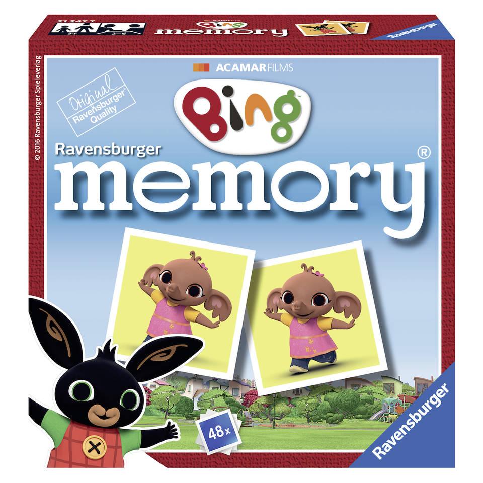 Ravensburger Bing Bunny mini memoryspel