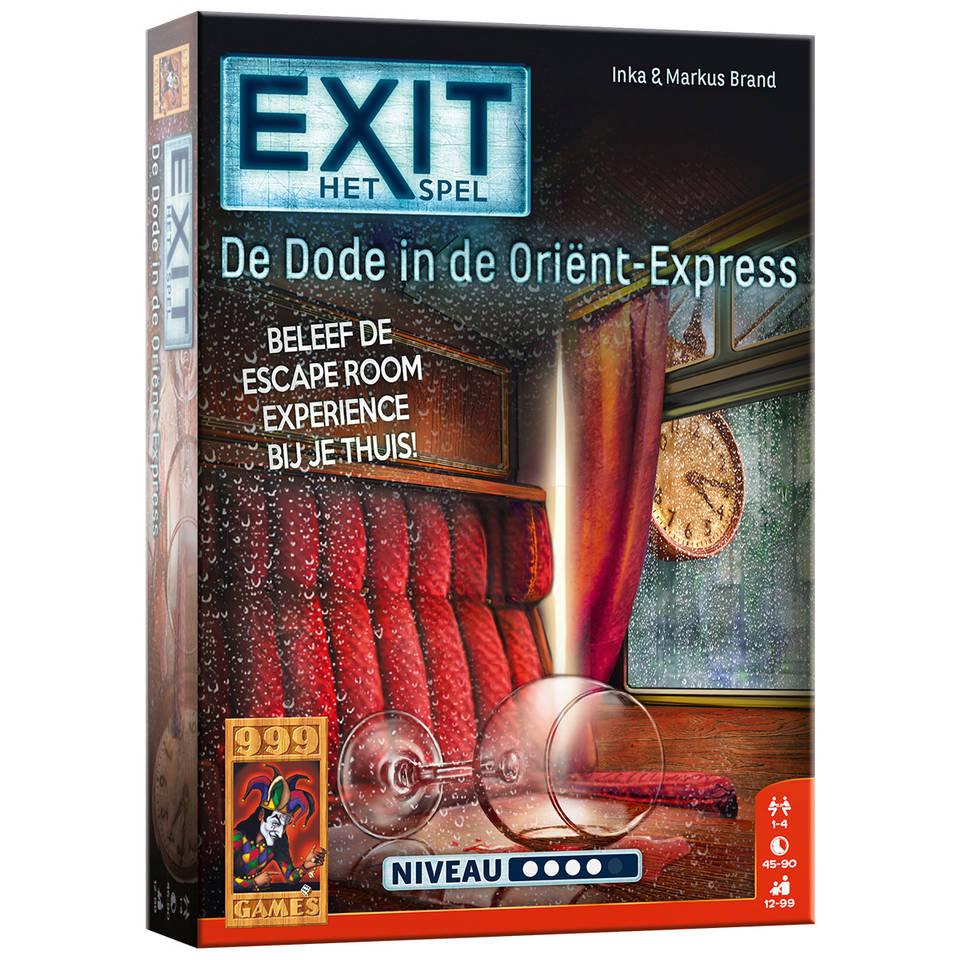 EXIT de Dode in de Oriënt Express