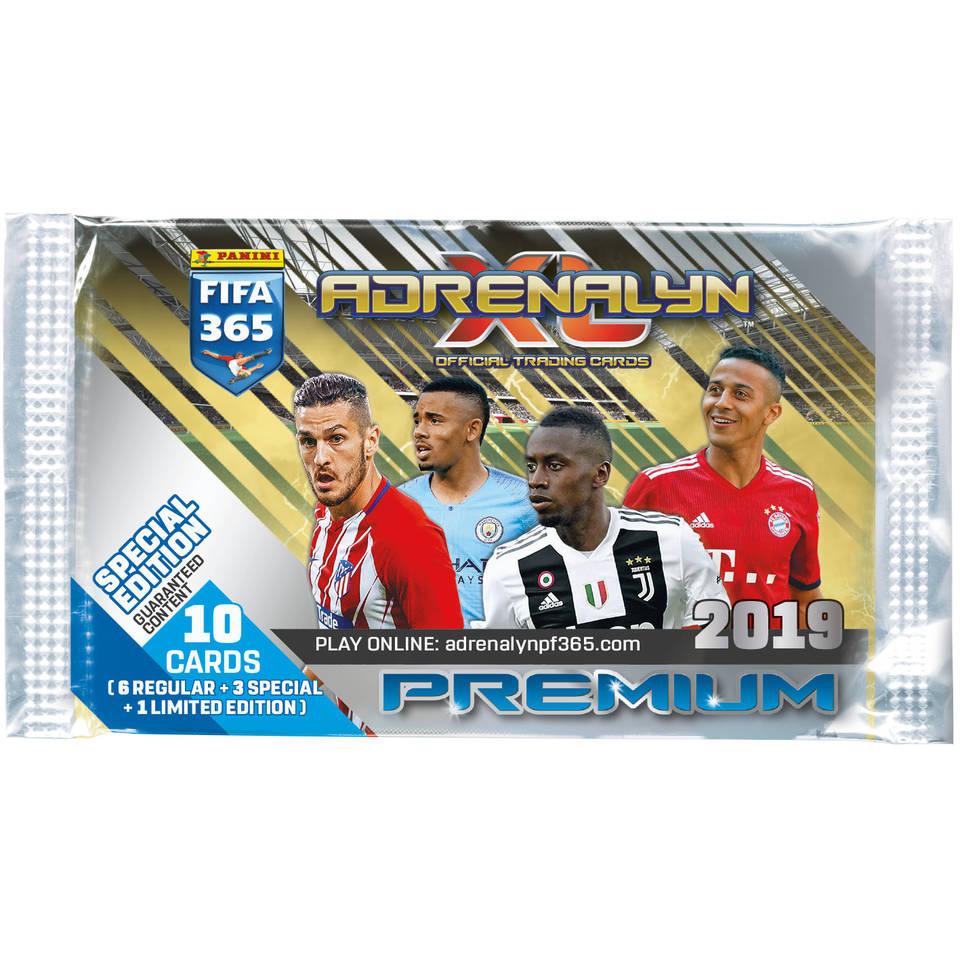 Adrenalyn XL FIFA365 2018-2019 Premium Booster
