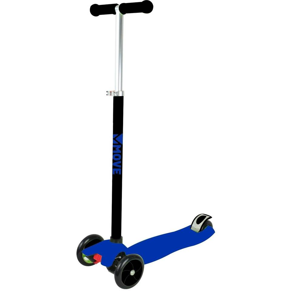 Move Tri-Scoot step junior - 120 mm - blauw