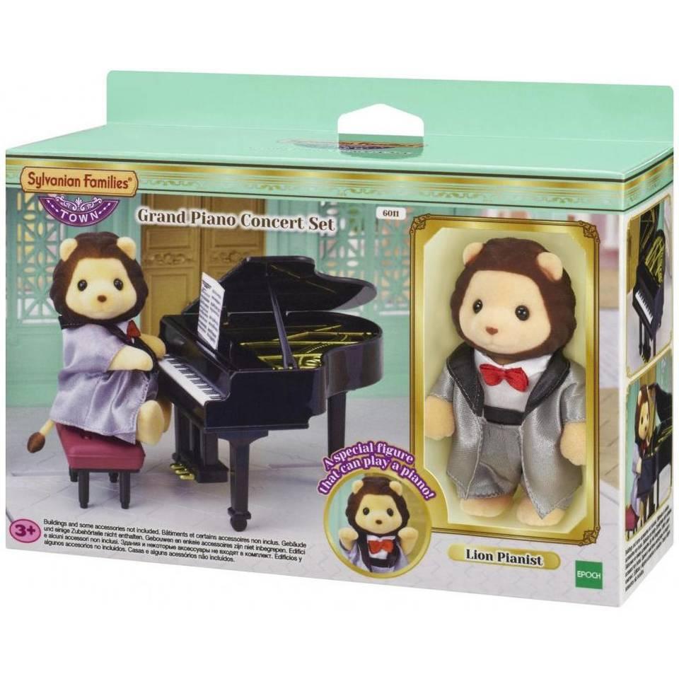 Sylvanian Families pianoconcert 6011