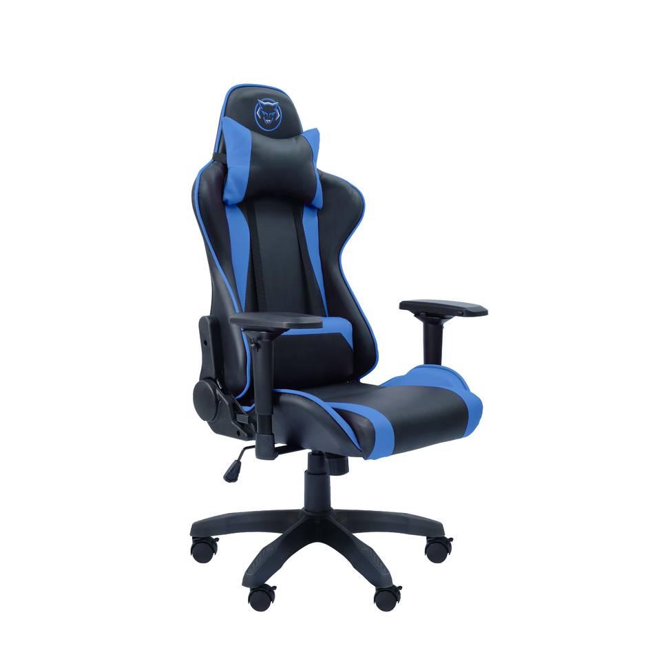Qware Seat Pro Taurus gaming stoel - blauw
