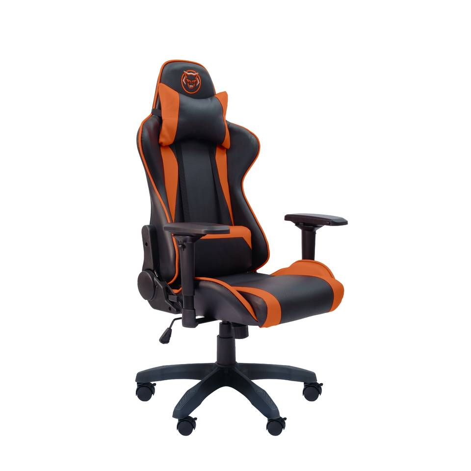 Qware Seat Pro Taurus gaming stoel - oranje