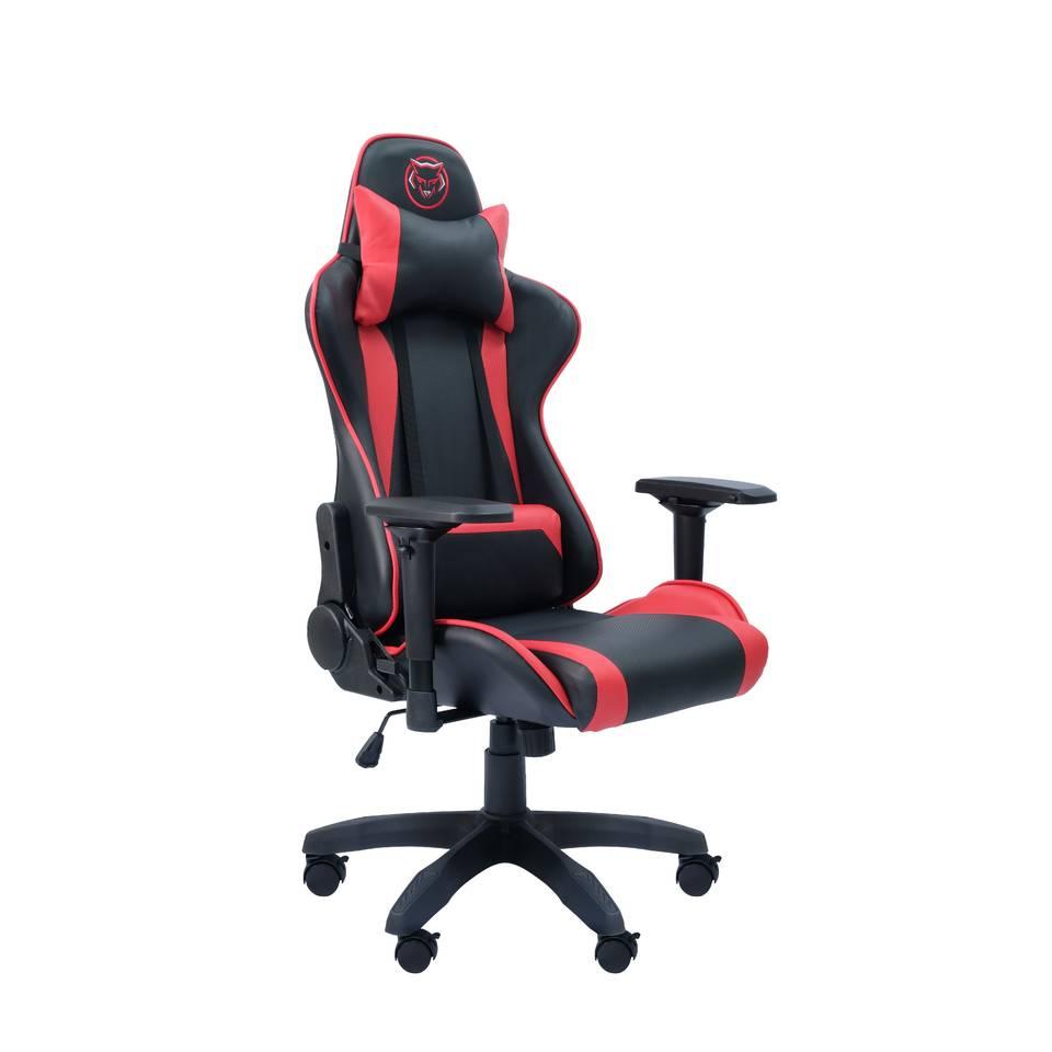 Qware Seat Pro Taurus gaming stoel - rood