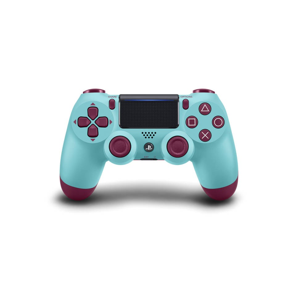 PS4 DualShock 4 Controller V2 Berry Blue