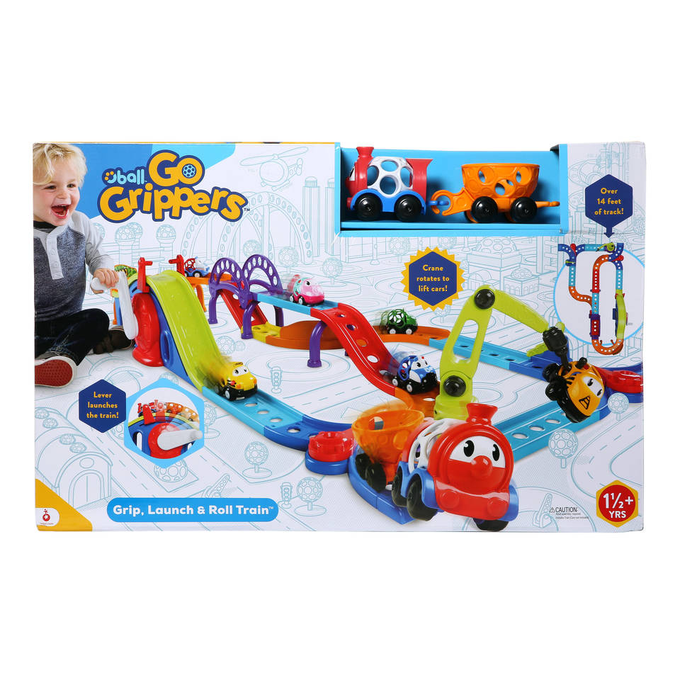 Go Grippers Grip Launch & Roll trein