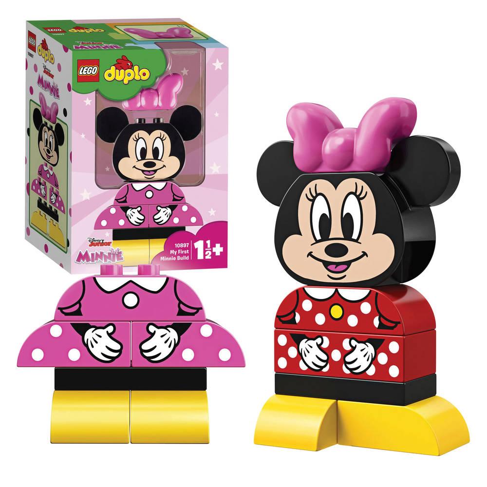 LEGO DUPLO Mijn eerste Minnie creatie 10897