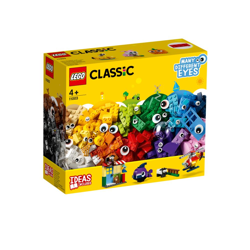 LEGO Classic Stenen en ogen set 11003