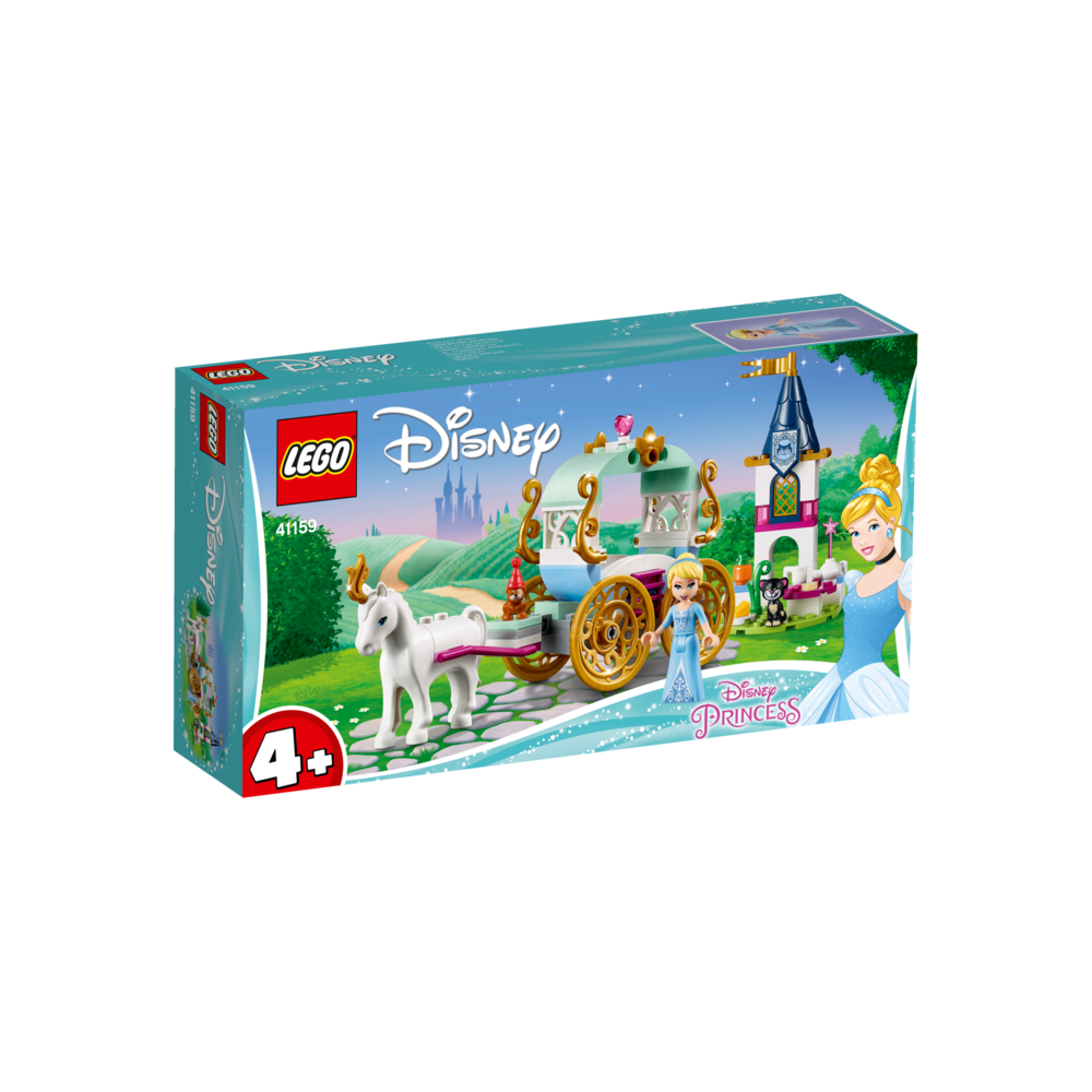 LEGO Disney Princess Assepoesters koetstocht