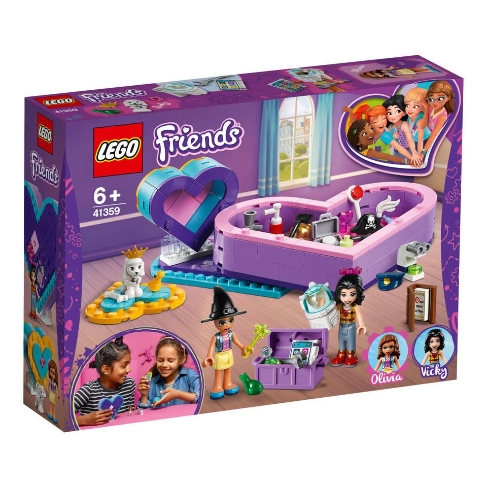 LEGO Friends hartvormige dozen vriendschapspakket 41359