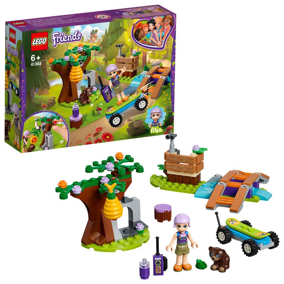 LEGO Friends Mia's avontuur in het bos 41363