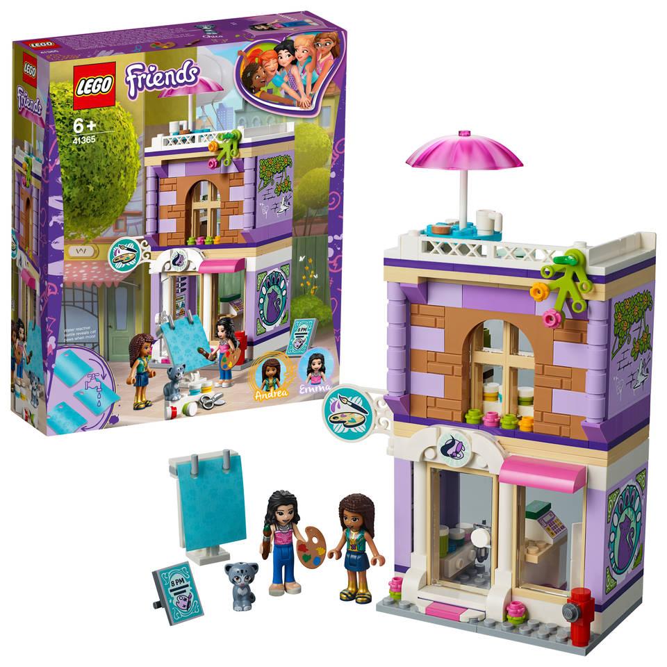 LEGO Friends Emma's kunstatelier 41365