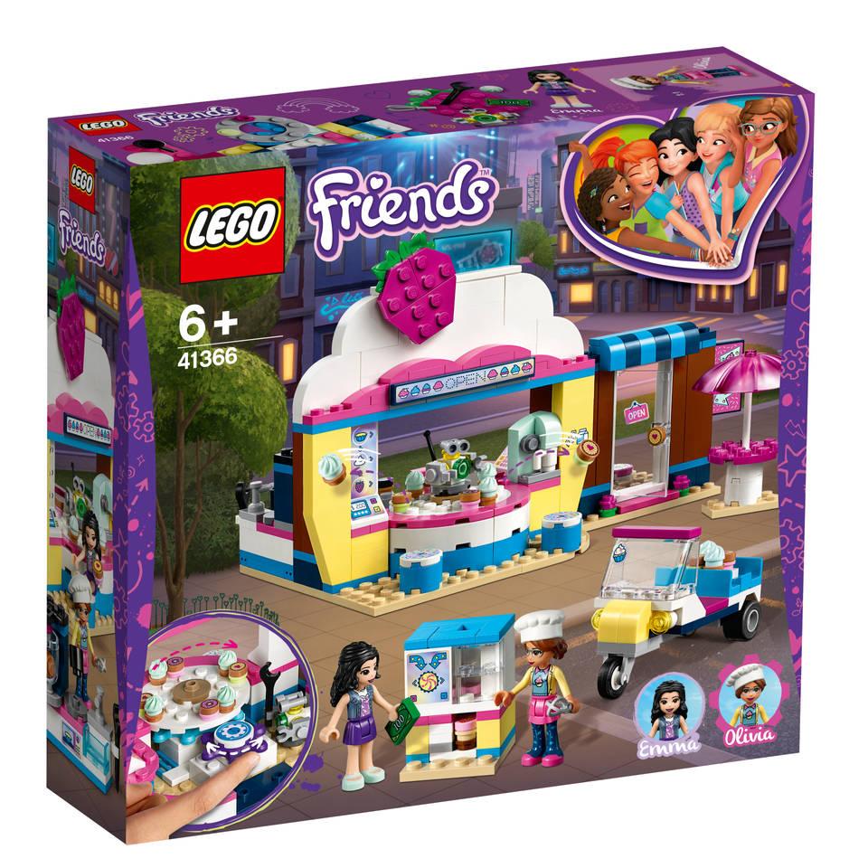 LEGO Friends Olivia's cupcake café 41366
