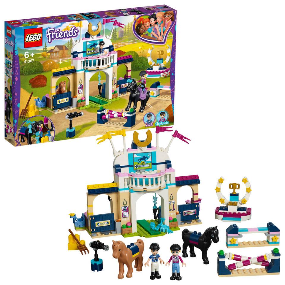 LEGO Friends Stephanies paardenconcours 41367