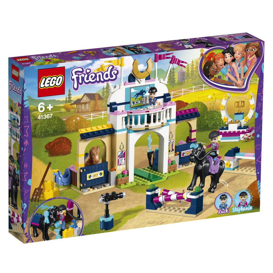 LEGO Friends Stephanies paardenconcours 41367