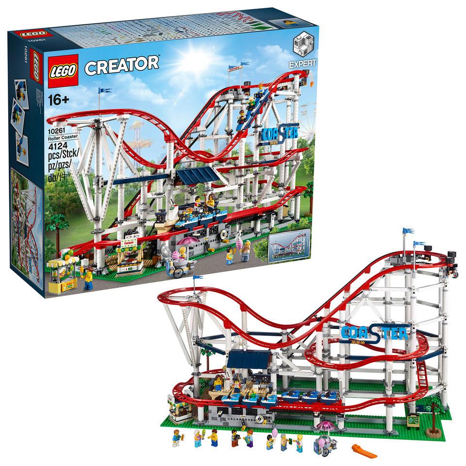 LEGO Creator achtbaan 10261