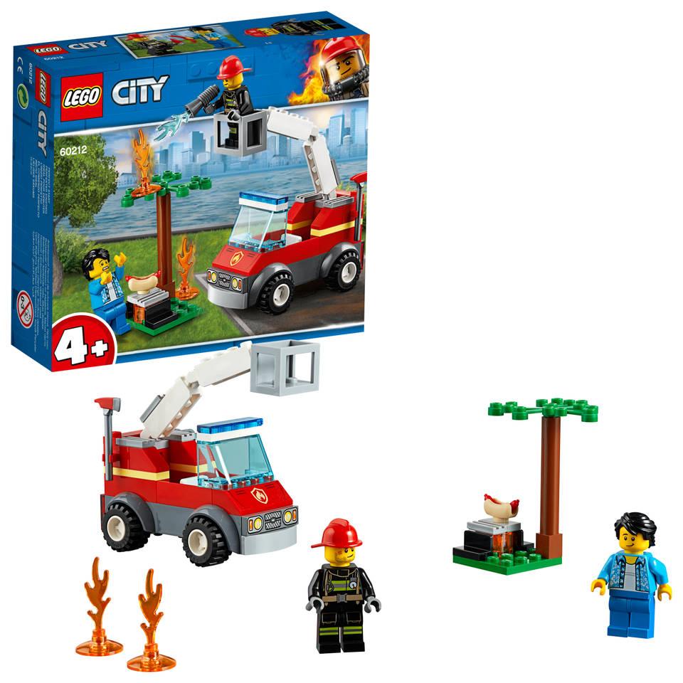 LEGO City barbecuebrand blussen 60212