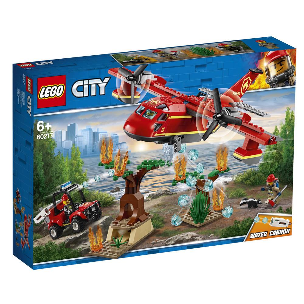 LEGO City brandweervliegtuig 60217