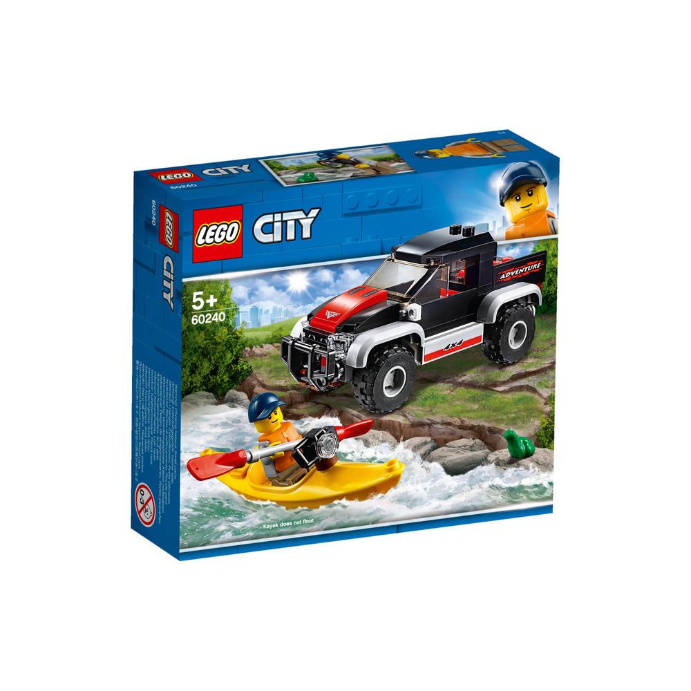 LEGO City kajak avontuur 60240