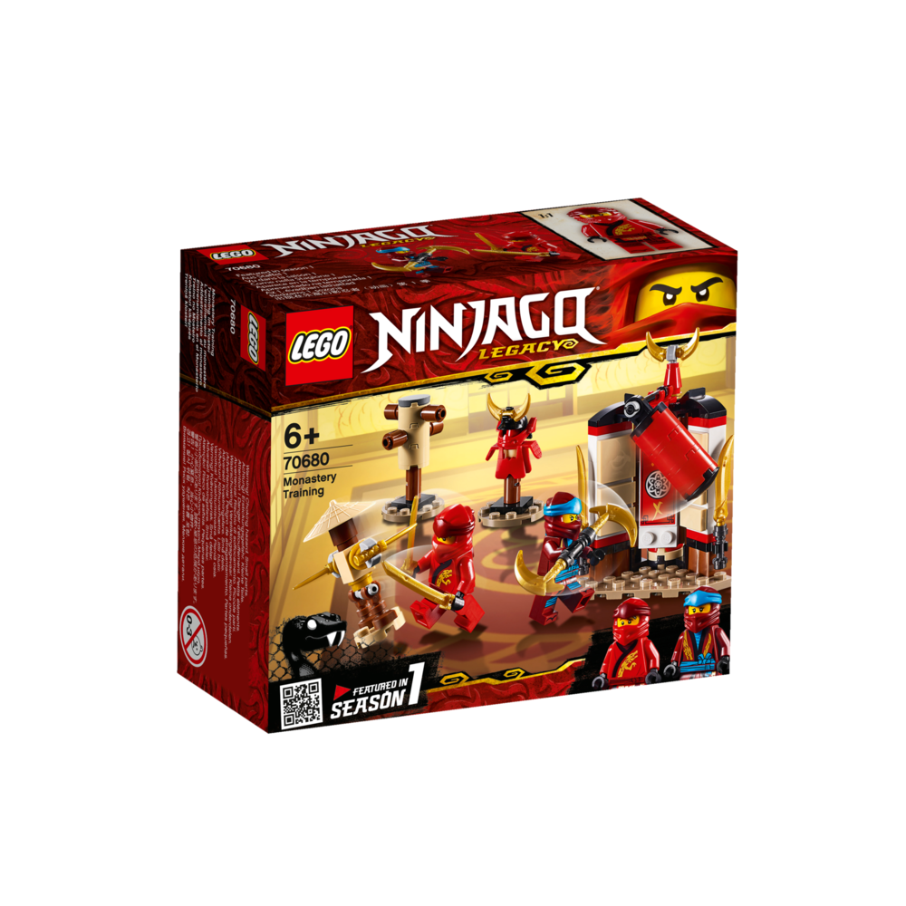 LEGO Ninjago Kloostertraining 70680