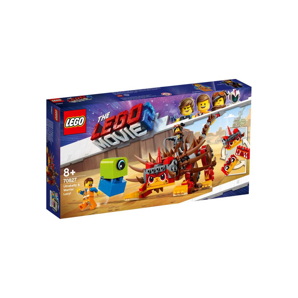 LEGO The LEGO Movie 2 Ultrakatty en strijder Lucy 70827