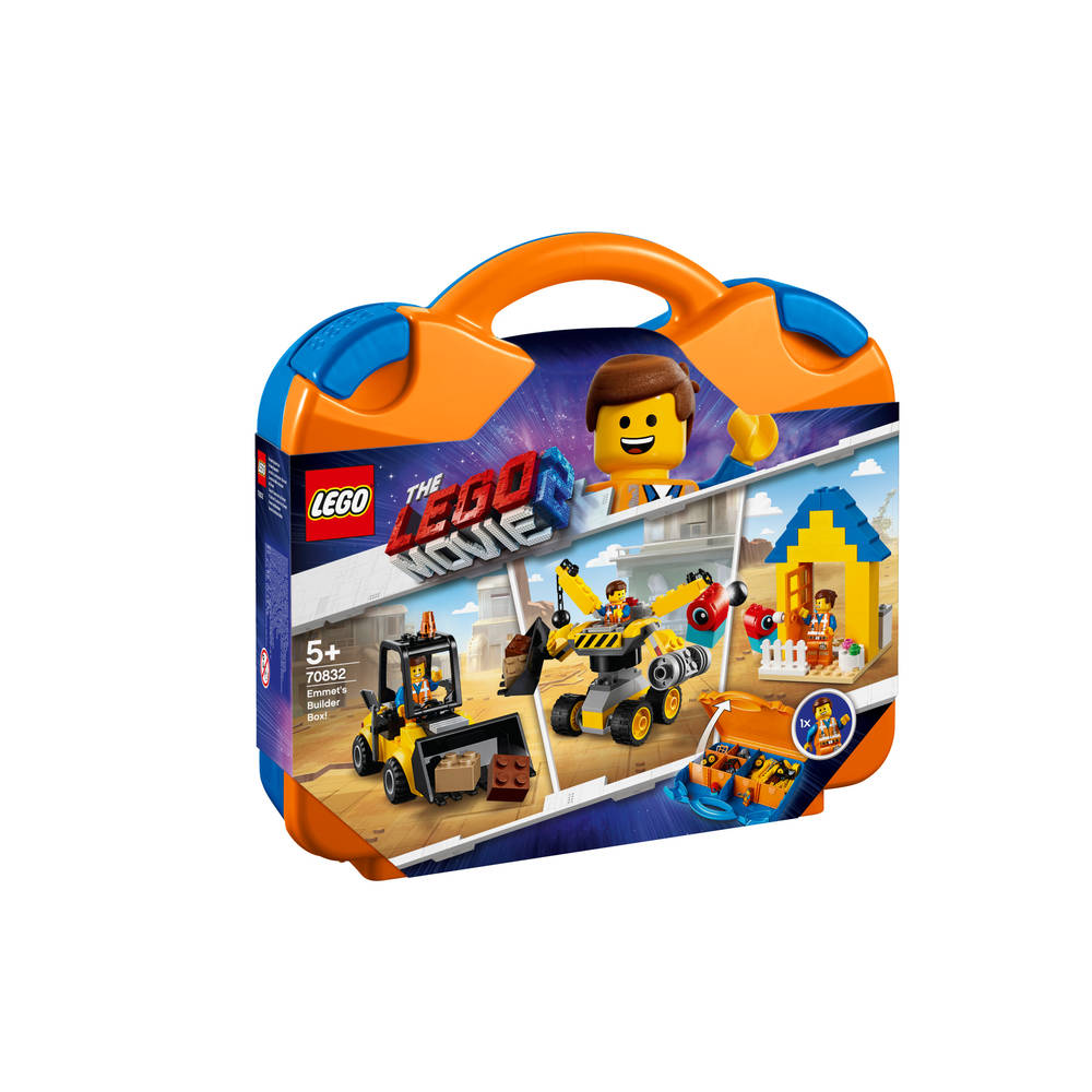 LEGO The LEGO Movie 2 Emmets bouwdoos 70832