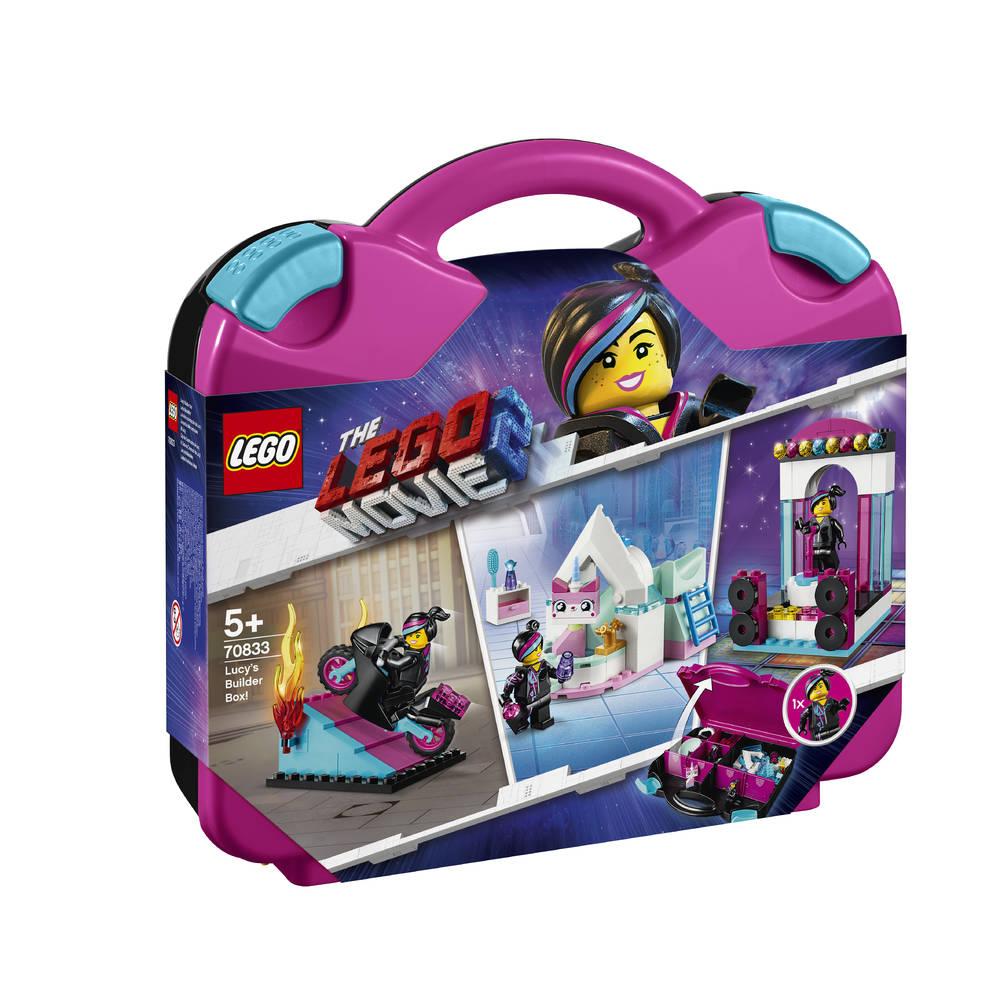 LEGO The LEGO Movie 2 Lucy's bouwdoos 70833