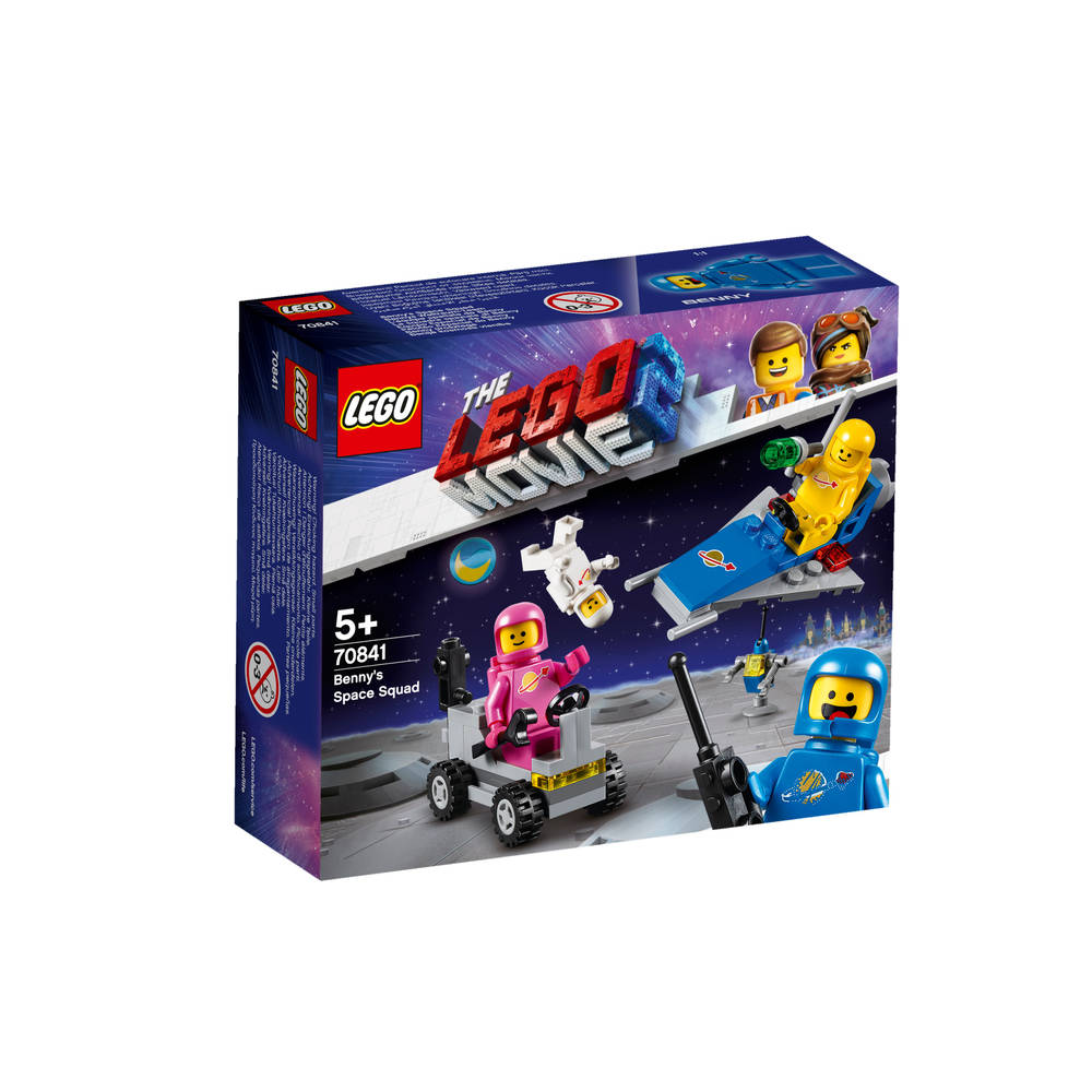 LEGO The LEGO Movie 2 Benny's ruimteteam 70841