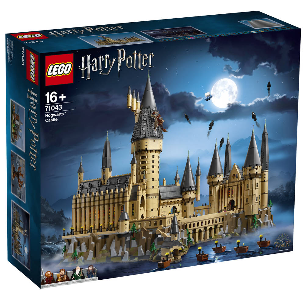 LEGO Harry Potter kasteel Zweinstein 71043