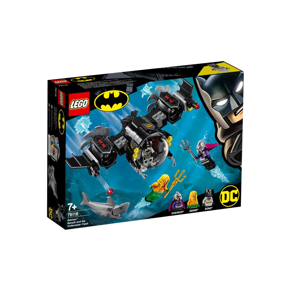 LEGO Batman Batduikboot en het onderwatergevecht 76116