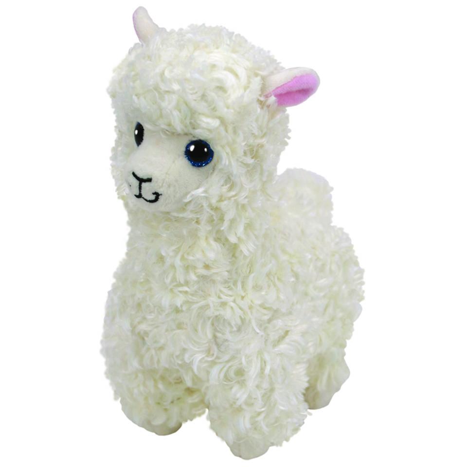 Ty Beanie Boo Lily alpaca - 15 cm