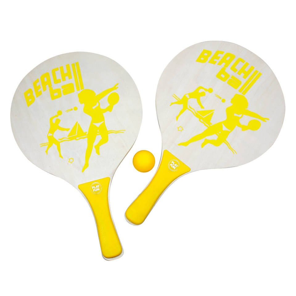 Playfun strand racketset