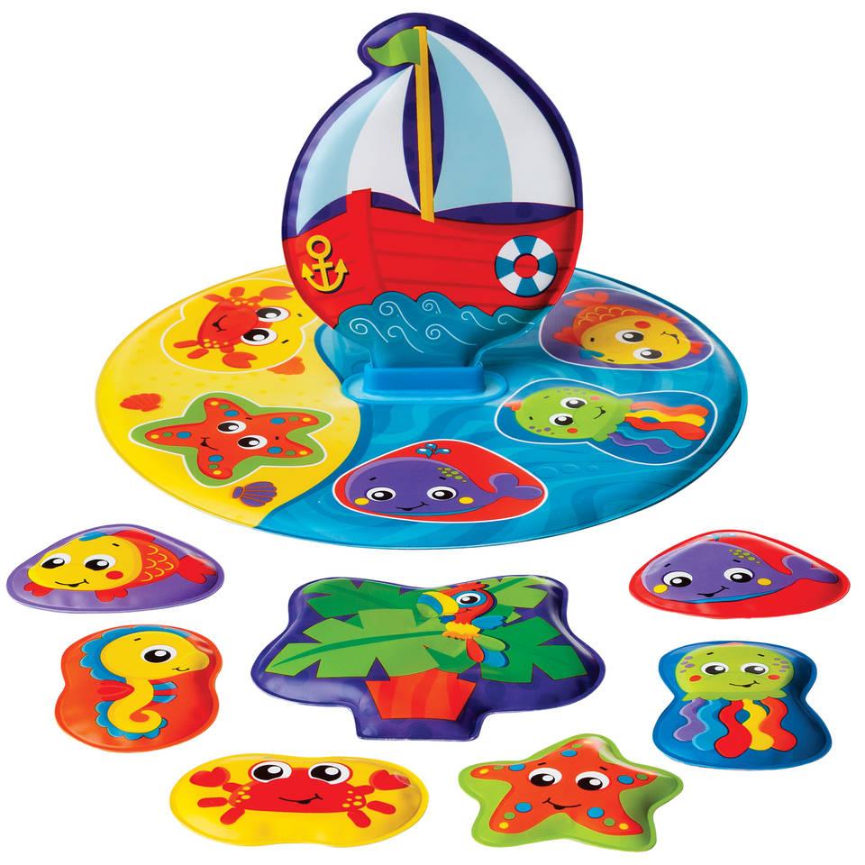 Playgro drijvende badpuzzel