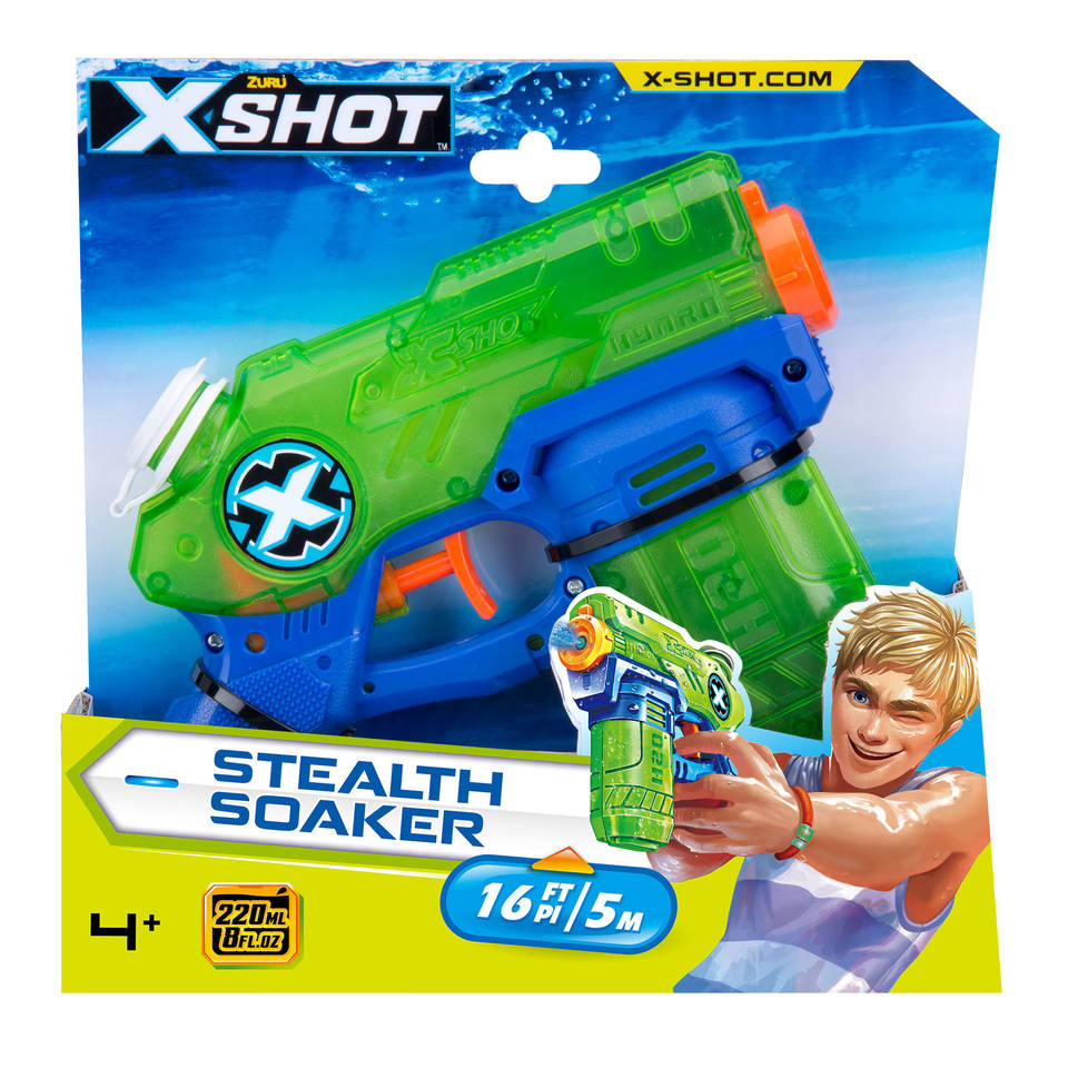 Zuru X-Shot Stealth Soaker waterpistool